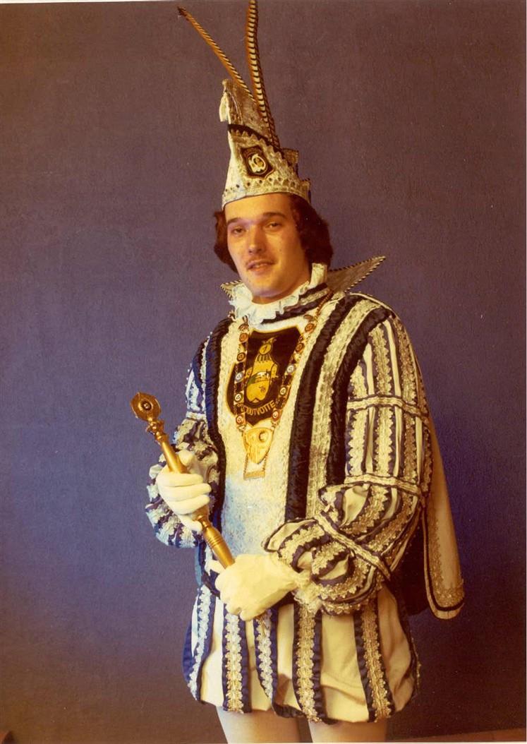 1977 - Frans II